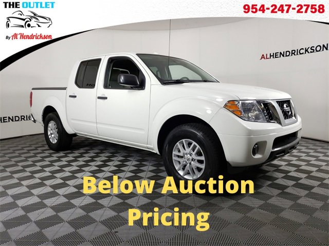 Used 2018 Nissan Frontier in Coconut Creek, FL
