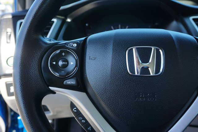 Used 2015 Honda Civic Sedan 4dr CVT LX