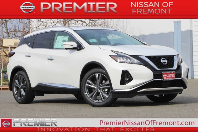 New 2020 Nissan Murano in FREMONT, CA