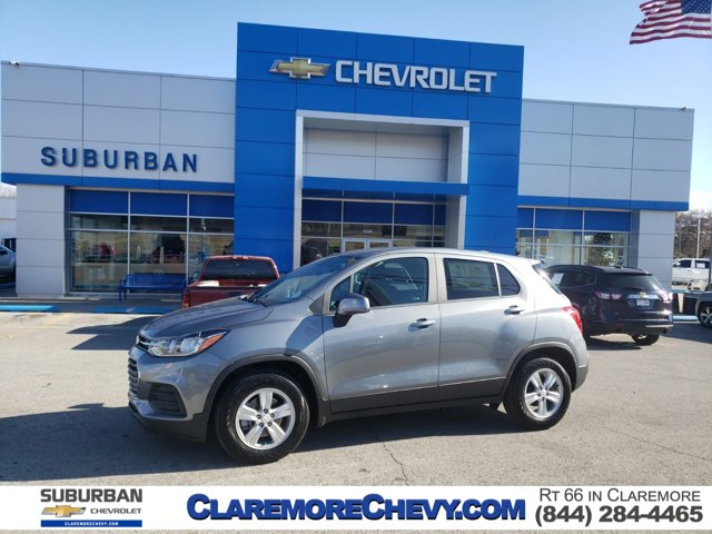New 2020 Chevrolet Trax in Claremore, OK