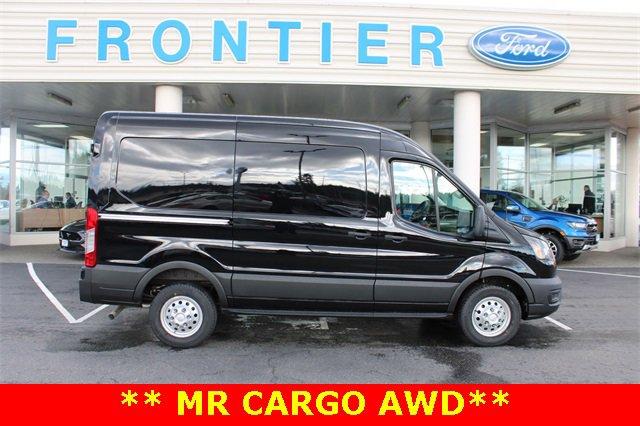 New 2020 Ford Transit Cargo Van in Anacortes, WA