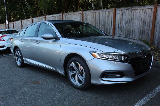 New 2019 Honda Accord Sedan in Bellevue, WA