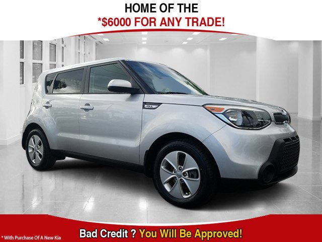Used 2015 KIA Soul in West Palm Beach, FL