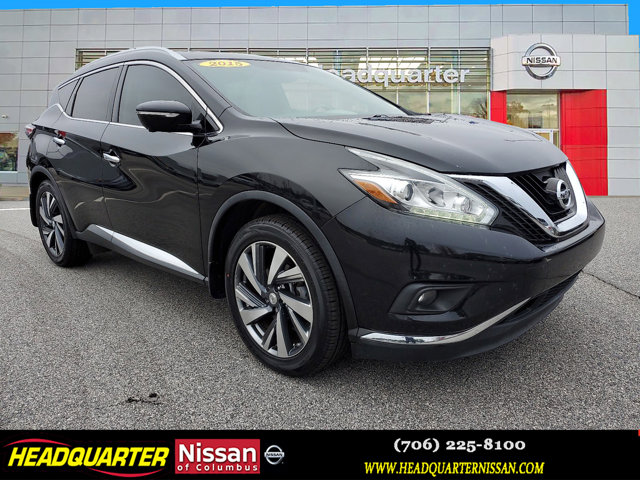 Used 2015 Nissan Murano in Columbus, GA