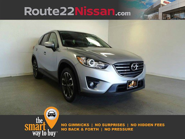 2016 Mazda CX-5 Grand Touring 2016.5 AWD 4dr Auto Grand Touring Regular Unleaded I-4 2.5 L/152 [0]