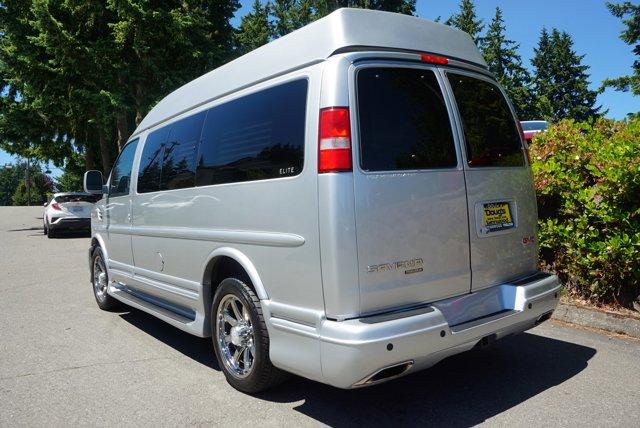 2015 GMC Savana - Full Size Van  RWD 2500 135