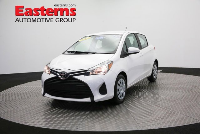 2017 Toyota Yaris for sale 121032 0
