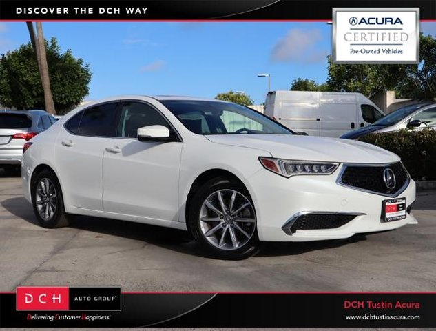 Used 2018 ACURA 2.4 TLX in , CA