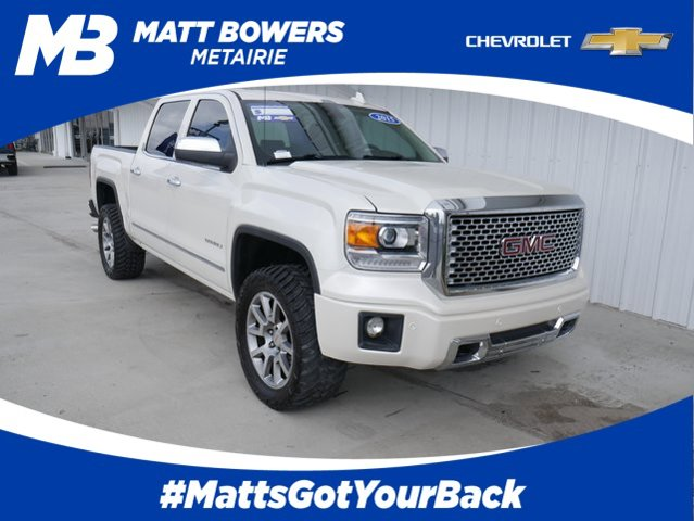 Used 2015 GMC Sierra 1500 in New Orleans, and Slidell, LA