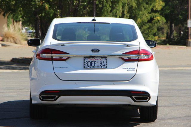 2018 Ford Fusion  5