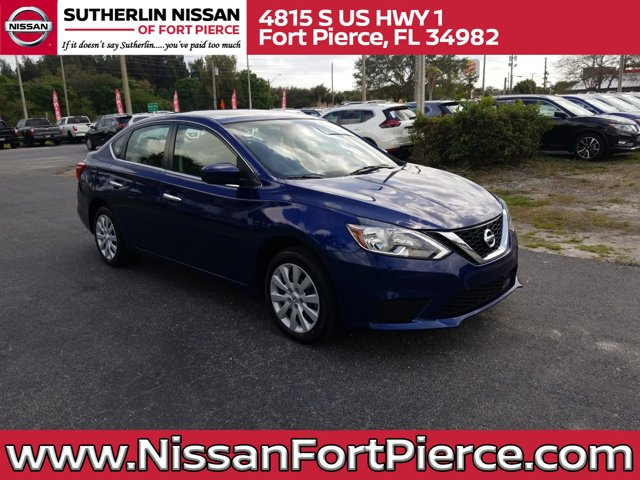 Used 2018 Nissan Sentra in Fort Pierce, FL