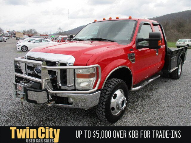Used 2008 Ford Super Duty F-350 DRW in Fort Payne, AL