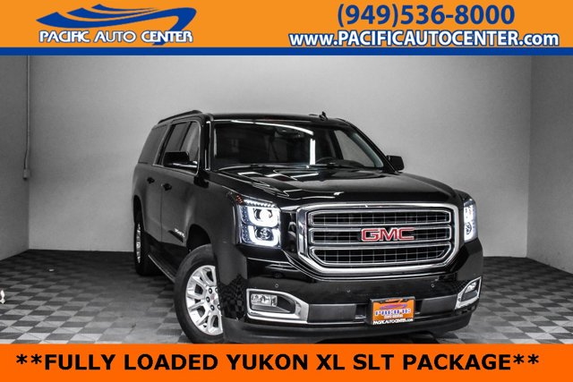 Used 2015 GMC Yukon XL in Costa Mesa, CA