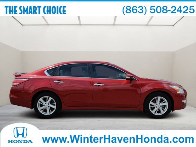 Used 2015 Nissan Altima in Winter Haven, FL