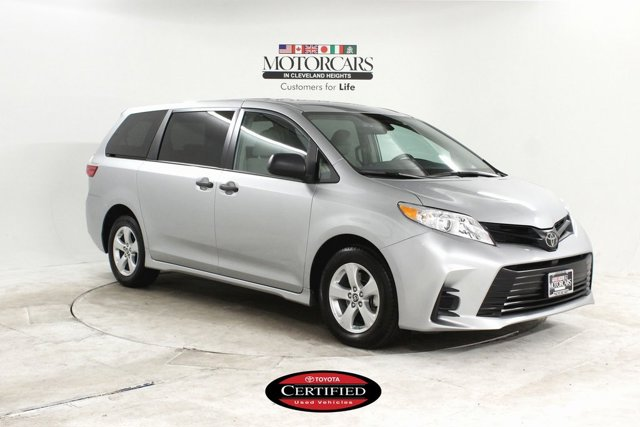 Used 2019 Toyota Sienna in Cleveland, OH