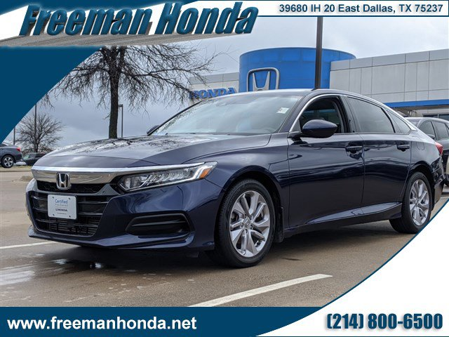 Used 2018 Honda Accord Sedan in Dallas, TX