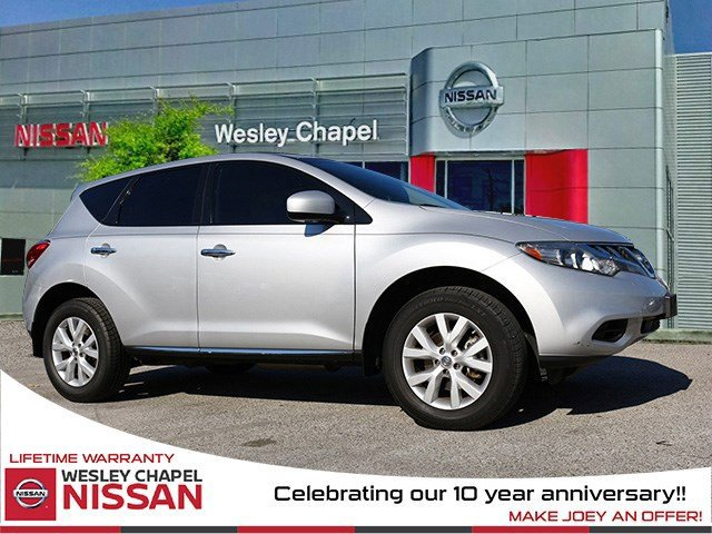 Used 2012 Nissan Murano in Wesley Chapel, FL