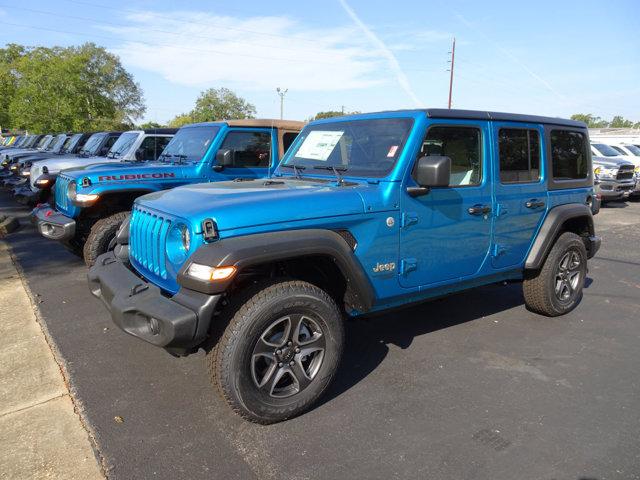 New 2020 Jeep Wrangler Unlimited in Dothan & Enterprise, AL