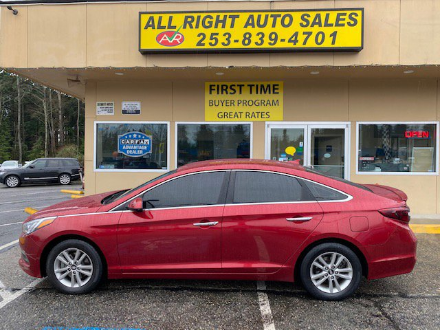 Used 2015 Hyundai Sonata in Federal Way, WA