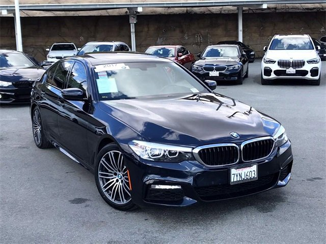 Used 2017 BMW 5 Series in San Diego, CA