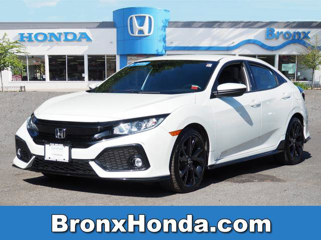 Used 2017 Honda Civic Hatchback in Bronx, NY