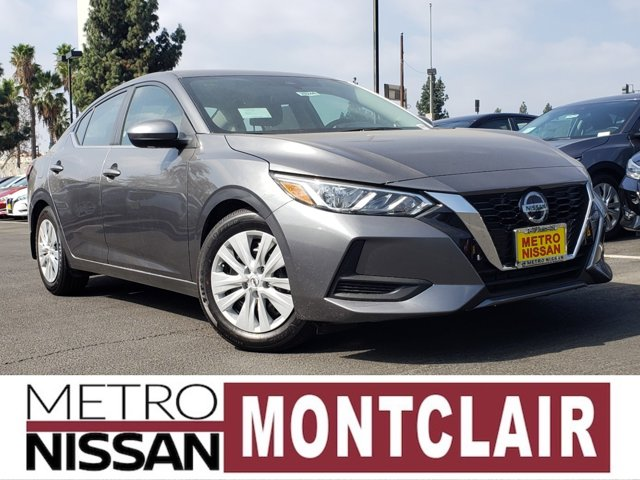 2020 Nissan Sentra S S CVT Regular Unleaded I-4 2.0 L/122 [7]