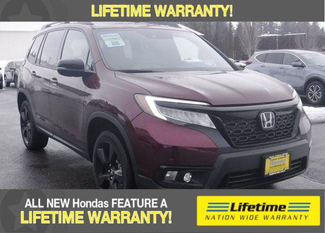 New 2020 Honda Passport in Coeur d'Alene, ID