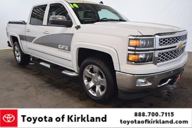 Used 2014 Chevrolet Silverado 1500 in Kirkland, WA