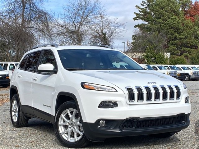 Used 2016 Jeep Cherokee in Marietta, GA