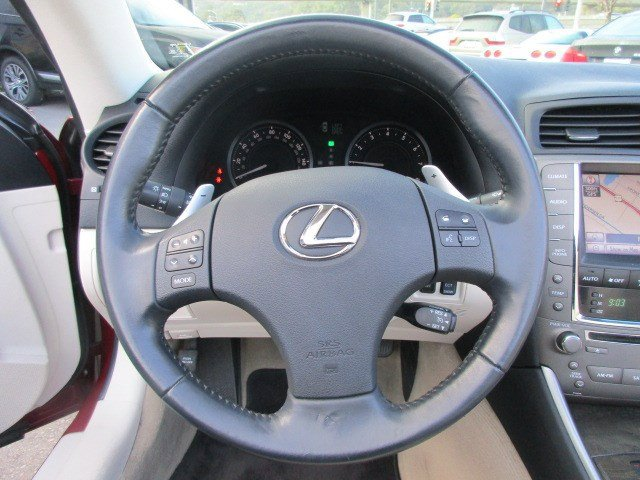 Photo 8 of this used 2010 Lexus IS 350C vehicle for sale in San Rafael, CA 94901