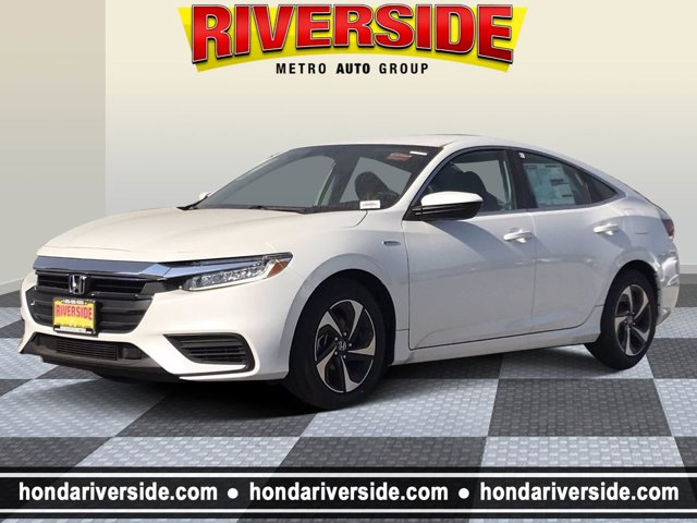 2021 Honda Insight LX LX CVT Gas/Electric I-4 1.5 L/91 [0]