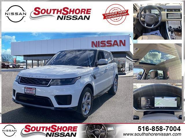 2019 Land Rover Range Rover Sport HSE V6 Supercharged HSE *Ltd Avail* Intercooled Supercharger Premium Unleaded V-6 3.0 L/183 [0]