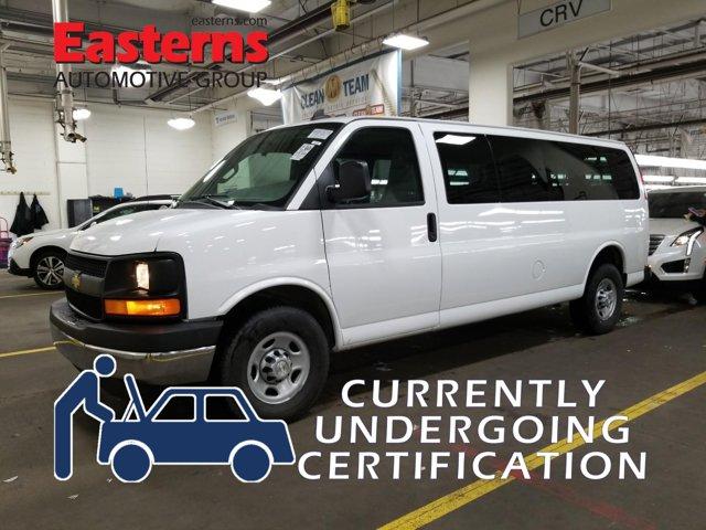 2017 Chevrolet Express Passenger LS Full-size Passenger Van