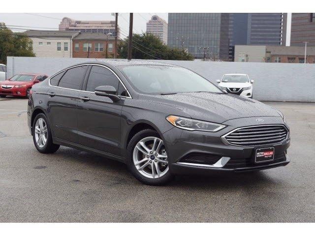 2018 Ford Fusion SE SE FWD Intercooled Turbo Regular Unleaded I-4 1.5 L/91 [13]