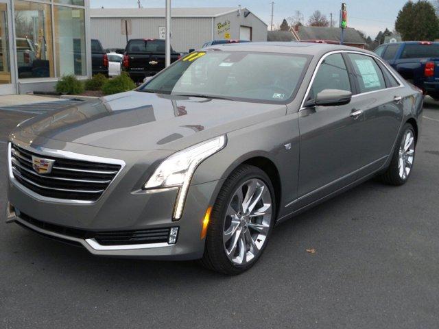 2017 Cadillac CT6 Sedan Luxury AWD