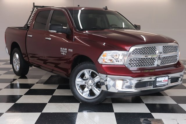 Used 2017 Ram 1500 in Paris, TX