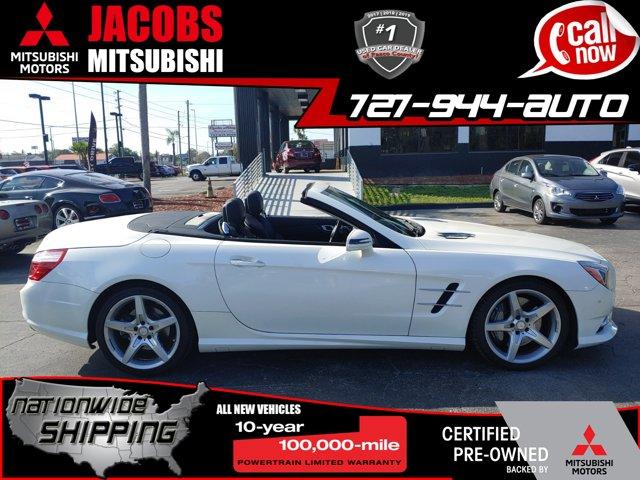 Used 2013 Mercedes-Benz SL-Class in New Port Richey, FL