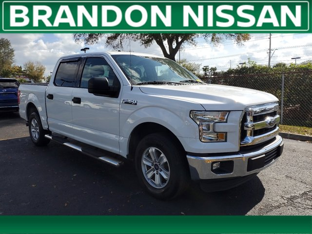 Used 2016 Ford F-150 in Tampa, FL