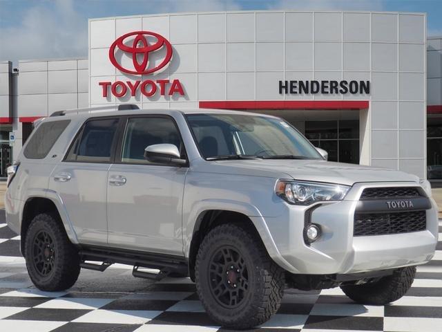 New 2019 Toyota 4Runner in Henderson, NC