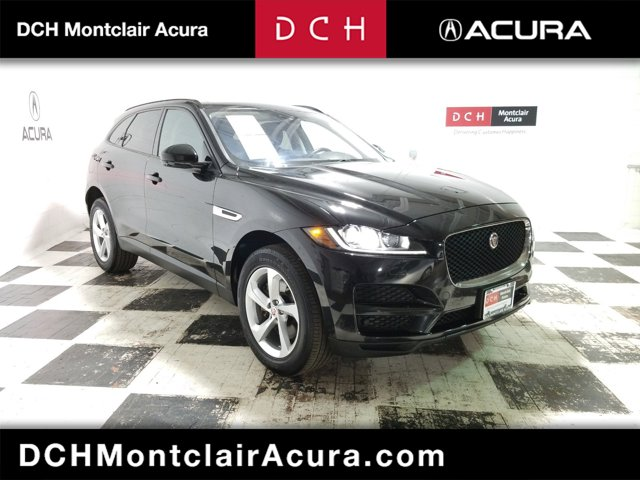 Used 2017 Jaguar F-PACE in Verona, NJ