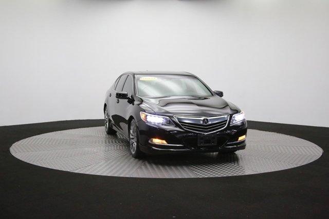 2016 Acura RLX for sale 123095 48