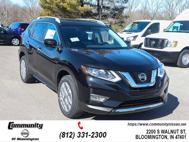 New 2020 Nissan Rogue in Bloomington, IN