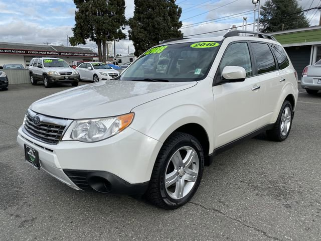 2010 Subaru Forester 4dr Auto 2.5X Premium w-All-Weather Pkg