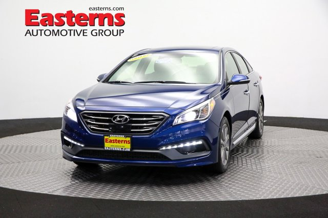 2017 Hyundai Sonata Limited Ultimate 4dr Car