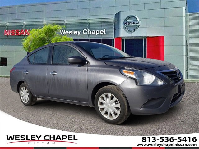 Used 2019 Nissan Versa in Wesley Chapel, FL