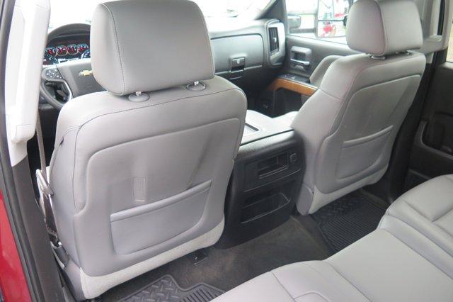 2015 Chevrolet Silverado 1500 4WD Crew Cab 143.5 LTZ w-1LZ