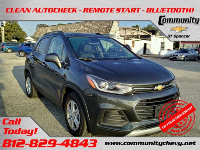 Used 2017 Chevrolet Trax in Bloomington, IN