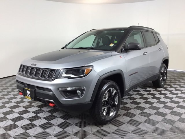 Used 2017 Jeep New Compass in Marysville, WA