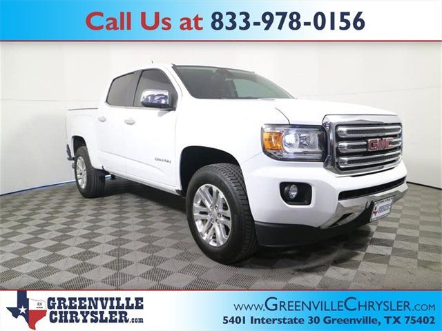 Used 2016 GMC Canyon in Greenville, TX