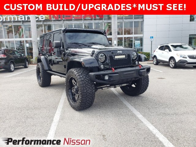 Used 2015 Jeep Wrangler in Pompano Beach, FL